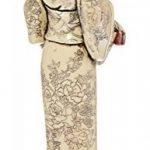 Design Toscano NY4500 Statue d'Okimono Geisha japonais Tenant un miroir Noir 12,5 x 15 x 37 cm de la marque Design Toscano image 1 produit