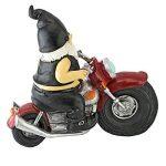 Design Toscano QM7512103 Jardin Statue de Gnome - Axle Grease Biker Gnome - Statues Gnome sauvage - Gnome Statue sur la moto de la marque Design Toscano image 6 produit