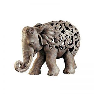 Design Toscano Sculpture Jali Anjan l'éléphant de la marque Design Toscano image 0 produit