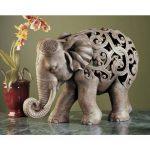 Design Toscano Sculpture Jali Anjan l'éléphant de la marque Design Toscano image 1 produit