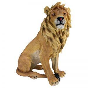 Design Toscano Sculpture lion le roi des animaux de la marque Design Toscano image 0 produit