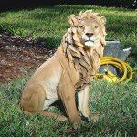 Design Toscano Sculpture lion le roi des animaux de la marque Design Toscano image 4 produit
