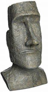 Design Toscano Sculpture Moai monolithique en pierre de l'île de Pâques de la marque Design Toscano image 0 produit