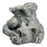 Design Toscano SH22237 Statue de Blushing Babel avec le Dragon Timide Résine de la marque Design Toscano image 1 produit