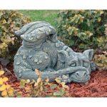 Design Toscano SH22237 Statue de Blushing Babel avec le Dragon Timide Résine de la marque Design Toscano image 4 produit