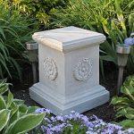 Design Toscano Socle sculptural rosette anglaise - Grand de la marque Design Toscano image 1 produit