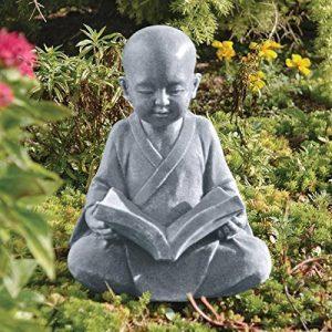 Design Toscano statue Bouddha bébé étudiant les cinq préceptes de la marque Design Toscano image 0 produit