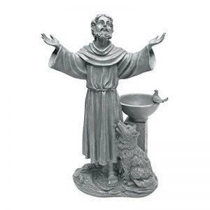 Design Toscano Statue de jardin la bénédiction de Saint François de la marque Design Toscano image 0 produit