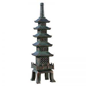 Design Toscano Statue pagode du temple Nara jardin asiatique de la marque Design Toscano image 0 produit