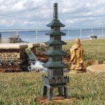 Design Toscano Statue pagode du temple Nara jardin asiatique de la marque Design Toscano image 1 produit
