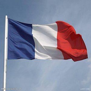 devekop Grand drapeau France 150 x 90 cm de la marque devekop image 0 produit