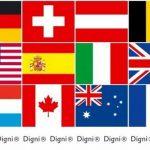 Digni Drapeau Nouvelle Zélande - 90 x 150 cm Sticker gratuit de la marque Digni image 1 produit