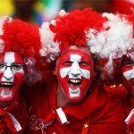 Dilla Beauty Coupe d'Europe Coupe du Monde Synthétique Drapeau Perruque Fan Fournitures de Fête Explosions Chapellerie Carnaval Festival Accessoires Outils (France) de la marque Dilla Beauty image 3 produit