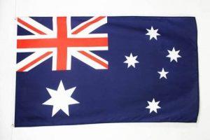 DRAPEAU AUSTRALIE 150x90cm - DRAPEAU AUSTRALIEN 90 x 150 cm Polyester léger - AZ FLAG de la marque AZ FLAG image 0 produit