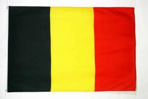 DRAPEAU BELGIQUE 150x90cm - DRAPEAU BELGE 90 x 150 cm - DRAPEAUX - AZ FLAG de la marque AZ FLAG image 0 produit