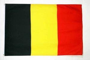 DRAPEAU BELGIQUE 250x150cm - GRAND DRAPEAU BELGE 150 x 250 cm - AZ FLAG de la marque AZ FLAG image 0 produit