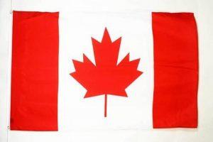 DRAPEAU CANADA 150x90cm - DRAPEAU CANADIEN 90 x 150 cm Polyester léger - AZ FLAG de la marque AZ FLAG image 0 produit