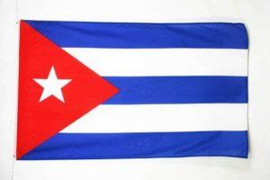 DRAPEAU CUBA 150x90cm - DRAPEAU CUBAIN 90 x 150 cm Polyester léger - AZ FLAG de la marque AZ FLAG image 0 produit