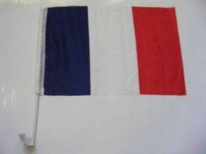 Drapeau de voiture France - 30 x 40 cm de la marque Digni image 0 produit