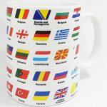 drapeau des pays européen TOP 6 image 1 produit
