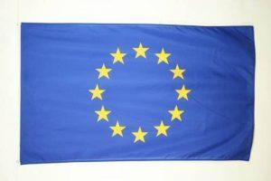 DRAPEAU EUROPE 150x90cm - DRAPEAU EUROPÉEN - UNION EUROPÉENNE - UE 90 x 150 cm - DRAPEAUX - AZ FLAG de la marque AZ FLAG image 0 produit
