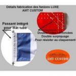 Drapeau Fanion Drapeau BELGIQUE Luxe de la marque Hells-Design image 1 produit