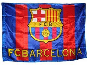 Drapeau FC.Baarcelona (150 x 100 cm) Produit Officiel Licence de la marque Produit officiellement avec autorisation FC Barcelona image 0 produit