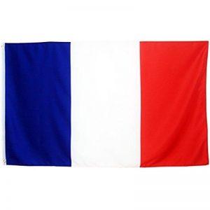 drapeau français avec mât TOP 6 image 0 produit