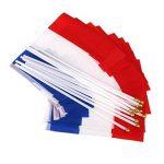 drapeau français avec mât TOP 8 image 1 produit