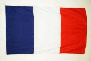 DRAPEAU FRANCE 150x90cm - DRAPEAU FRANÇAIS 90 x 150 cm - DRAPEAUX - AZ FLAG de la marque AZ FLAG image 0 produit