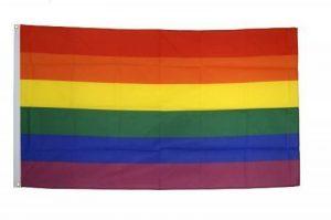 drapeau gay TOP 1 image 0 produit