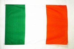 DRAPEAU IRLANDE 90x60cm - DRAPEAU IRLANDAIS 60 x 90 cm Polyester léger - AZ FLAG de la marque AZ FLAG image 0 produit