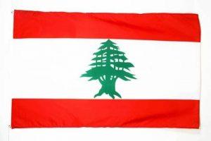 DRAPEAU LIBAN 90x60cm - DRAPEAU LIBANAIS 60 x 90 cm - DRAPEAUX - AZ FLAG de la marque AZ FLAG image 0 produit