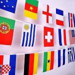 drapeau mondial TOP 14 image 2 produit