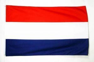 DRAPEAU PAYS-BAS 150x90cm - DRAPEAU HOLLANDAIS 90 x 150 cm Polyester léger - AZ FLAG de la marque AZ FLAG image 0 produit