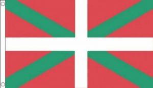 DRAPEAU PAYS BASQUE 90x60cm - DRAPEAU BASQUE 60 x 90 cm - DRAPEAUX - AZ FLAG de la marque AZ FLAG image 0 produit