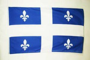 DRAPEAU QUÉBEC 150x90cm - DRAPEAU QUÉBÉCOIS - CANADA 90 x 150 cm - DRAPEAUX - AZ FLAG de la marque AZ FLAG image 0 produit