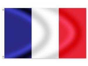 drapeau rouge et blanc pays TOP 2 image 0 produit