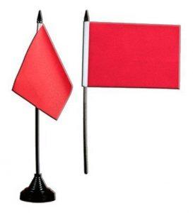 drapeau rouge TOP 2 image 0 produit