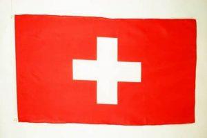 DRAPEAU SUISSE 90x60cm - DRAPEAU HELVÉTIQUE 60 x 90 cm - DRAPEAUX - AZ FLAG de la marque AZ FLAG image 0 produit