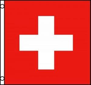 DRAPEAU SUISSE 90x90cm - DRAPEAU HELVÉTIQUE 90 x 90 cm - DRAPEAUX - AZ FLAG de la marque AZ FLAG image 0 produit