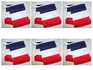 drapeau tricolore TOP 1 image 0 produit