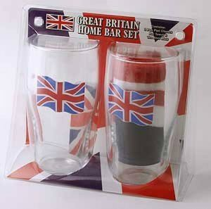 Drapeau Union Jack Home Bar Set de la marque Union Jack image 0 produit