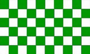 drapeau vert blanc vert TOP 3 image 0 produit