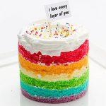 Drapeaux de Cure-Dents Vide Blanc Marqueurs de Fromage Marquage des Étiquettes Blanc pour Gâteau de Fête Cheeseplate de Nourriture Apéritifs(100 Pièces) de la marque Pangda image 4 produit