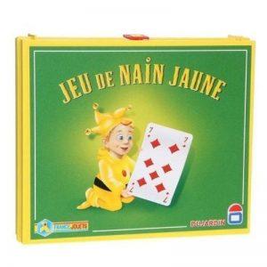 Dujardin 106 - Jeu de Société - Grand Classique - Nain Jaune + Cartes de la marque Dujardin image 0 produit