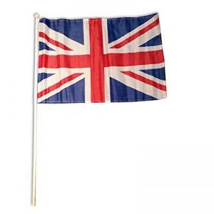 Durable Londres, Angleterre UK-Union Jack-Drapeau Souvenir! Souvenir/mémoire/de virement! élégant, fabriqué à Londres, Angleterre UK Drapeau de collection à bons prix, une inoubliable et élégant! Drapeau Souvenir Flagge Bandierailla// /-Bandera -! de la m image 0 produit