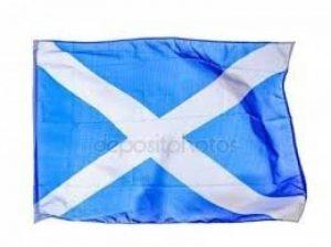 Durabol Drapeau écossais–Dimensions: 150x 90cm–100% Polyester de la marque Durabol image 0 produit