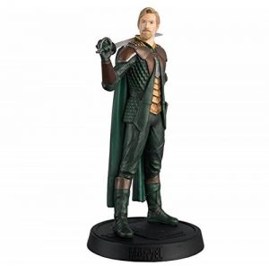Eaglemoss Marvel Movie Collection Figure Nº 53 FRANDAL (THOR) de la marque Eaglemoss image 0 produit