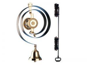 Eden 62500K Carillon ancien mécanique avec poignée de la marque Eden image 0 produit